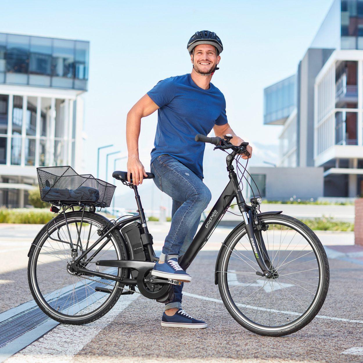prophete alu city e bike 28 g nstig bei aldi nord. Black Bedroom Furniture Sets. Home Design Ideas