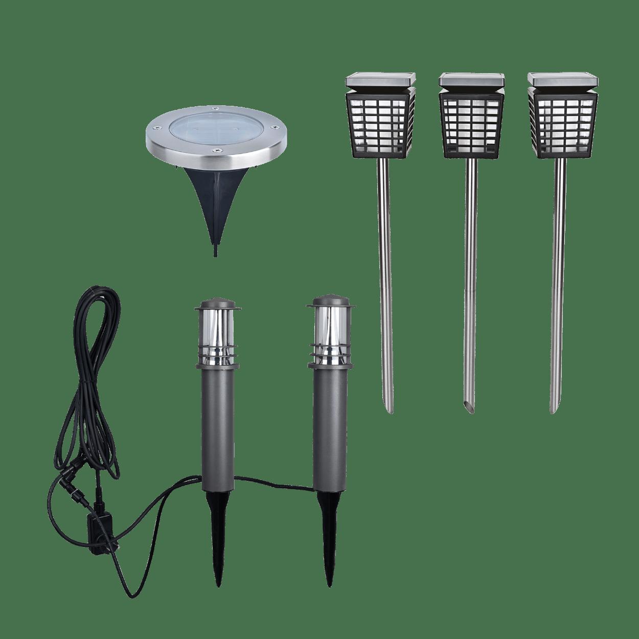 Stehlampe Aussen Aldi