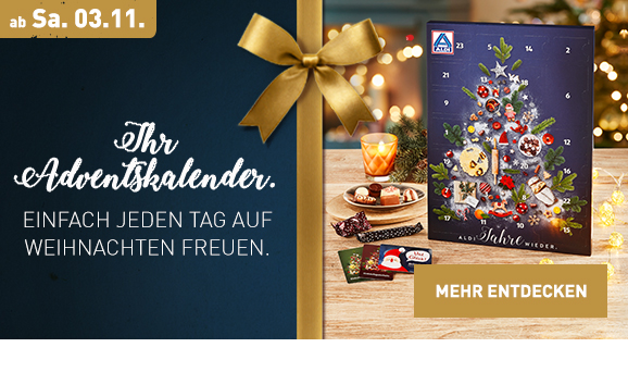 Adventskalender KW 44