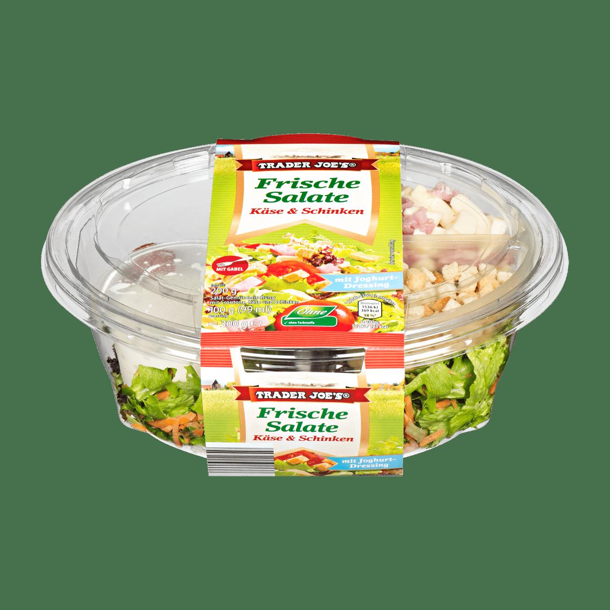 Fertig Salat