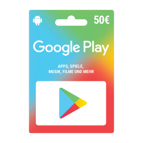 Online Google Play Karte Kaufen