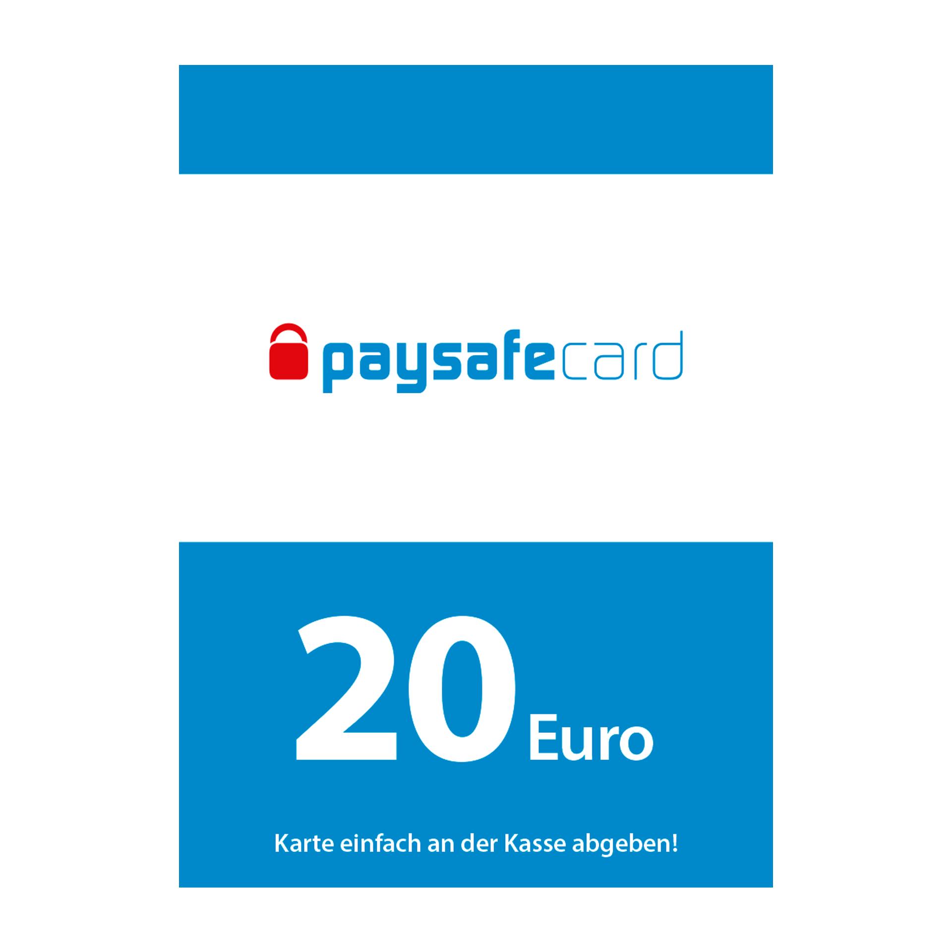 Handyrechnung bezahlen mit paysafecard EASY: Paysafecard