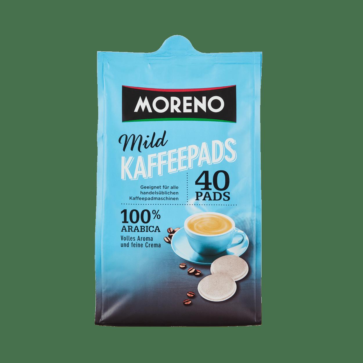 Kaffeepads Mild Günstig Bei Aldi Nord