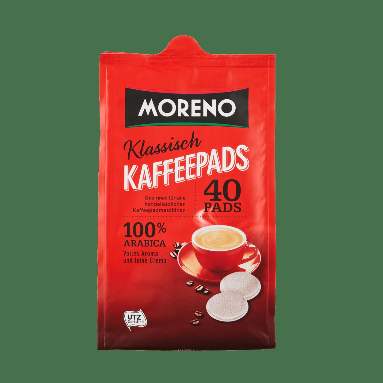 Kaffeepads Klassisch Günstig Bei Aldi Nord