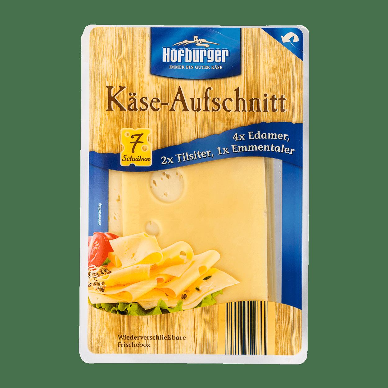 Käse-Aufschnitt günstig bei ALDI Nord