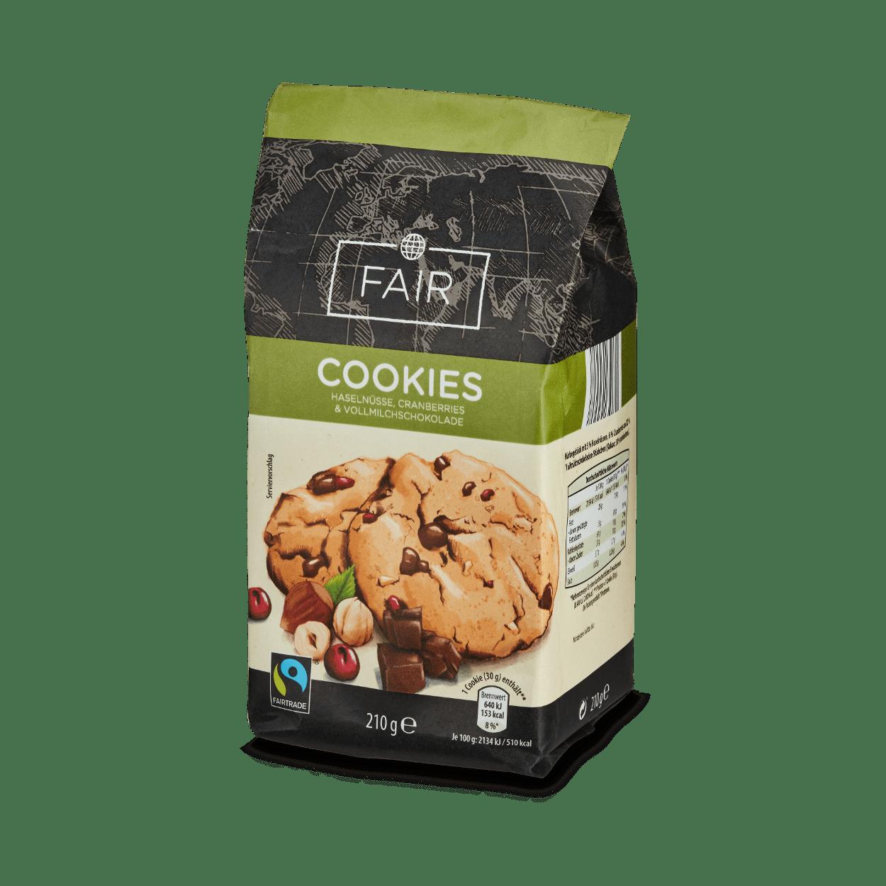 cookies  fairtrade g u00fcnstig bei aldi nord
