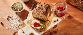 Kerniges Quinoa Brot Rezepte Von Aldi Nord